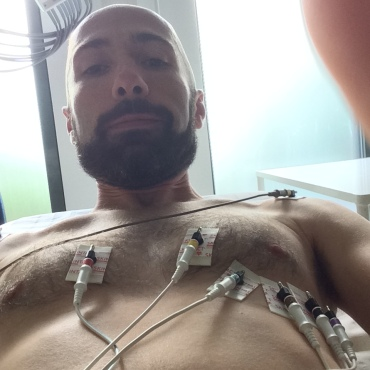 Electrocardiogramme : Ok